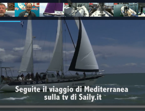 Saily.it: a special reportage on Mediterranea starts