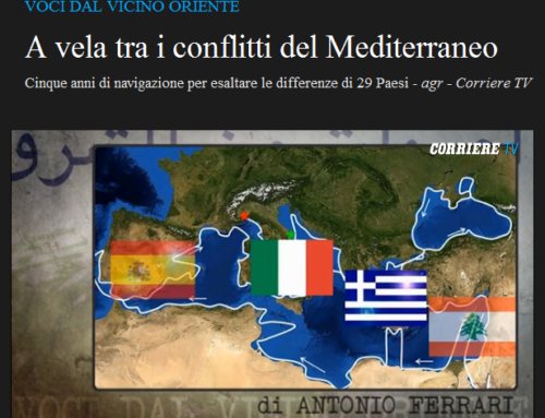 Mediterranea on Corriere TV